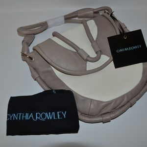 Cynthia Rowley Bags - Cynthia Rowley Calloway Leather Crossbody Bag  NWT